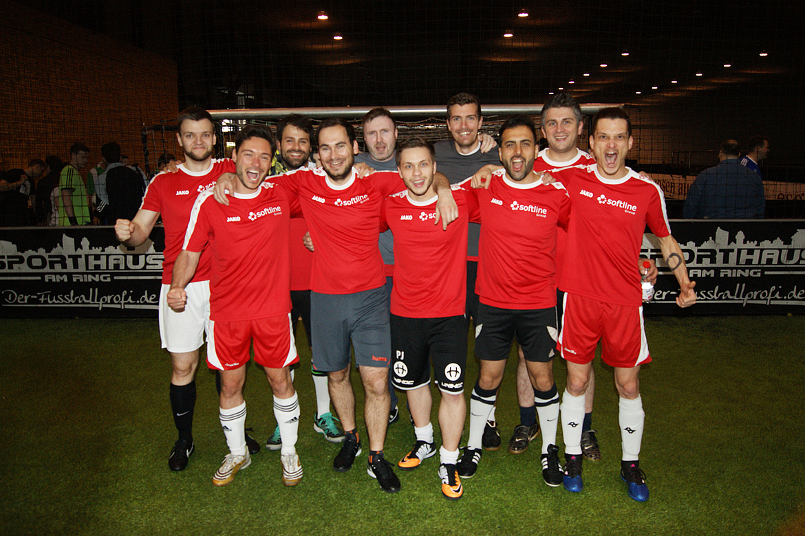 Softline-Soccer-Team 2018