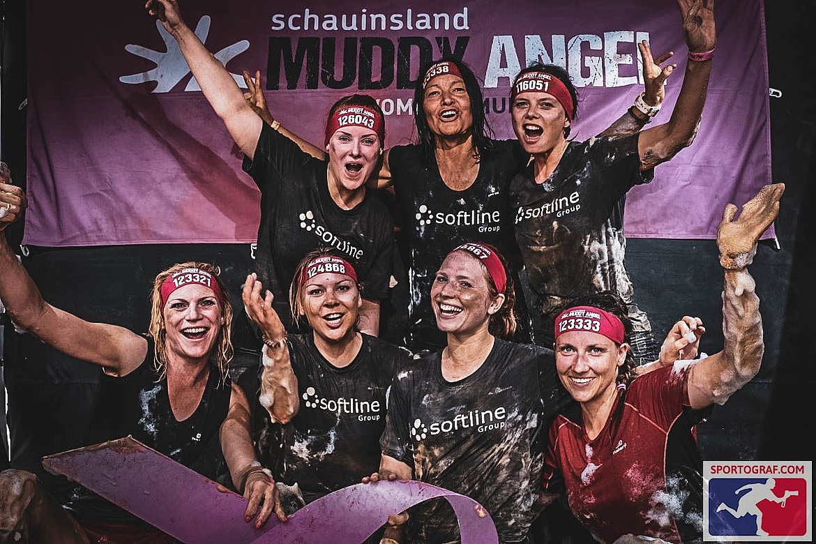 Softline Muddy Angel Run 2019