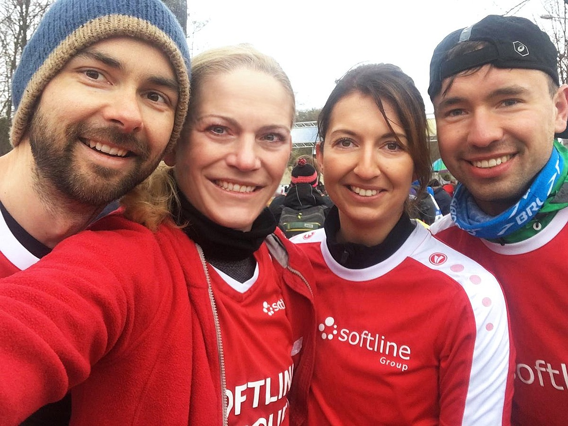 Leipzig Marathon 2019 Softline-Running-Team